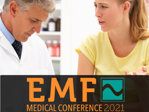 Let's Help Doctors Learn About EMFs with Elizabeth Kelley