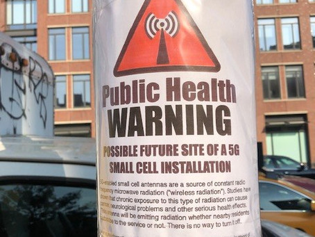 Over 40 States Organizing to Fight 5G Antenna Installations