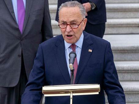 TODAY: Open Conversation with U.S. Senator Chuck Schumer