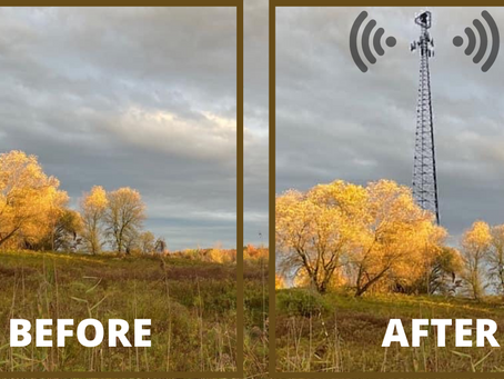 Residents in Verona, NY Battle Verizon's 184-Foot Cell Tower Proposal