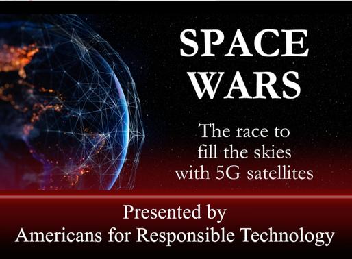 5G Space Wars