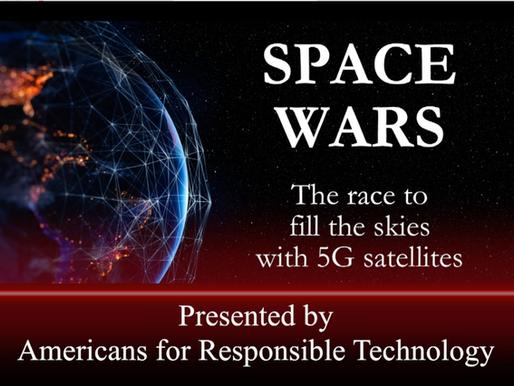 5G Space Wars with Julian Gresser & Friends