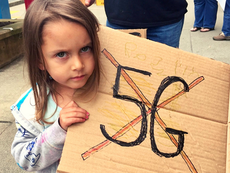 International 5G Protests Planned for Saturday, September 26th