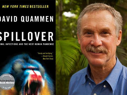 The Origins of Coronavirus with David Quammen