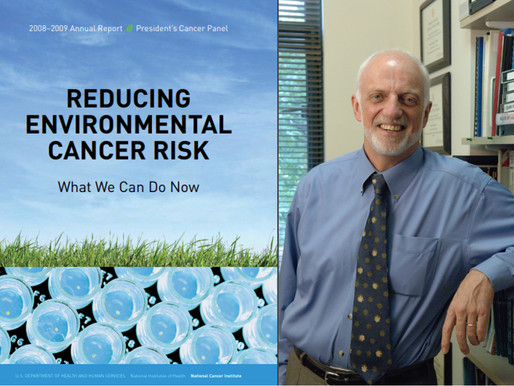 Reducing Environmental Cancer Risk with Dr. Richard Clap