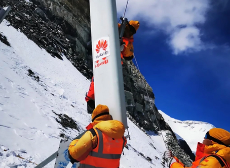 Controversial 5G Antenna Installed on Mount Everest at 21,325 Feet