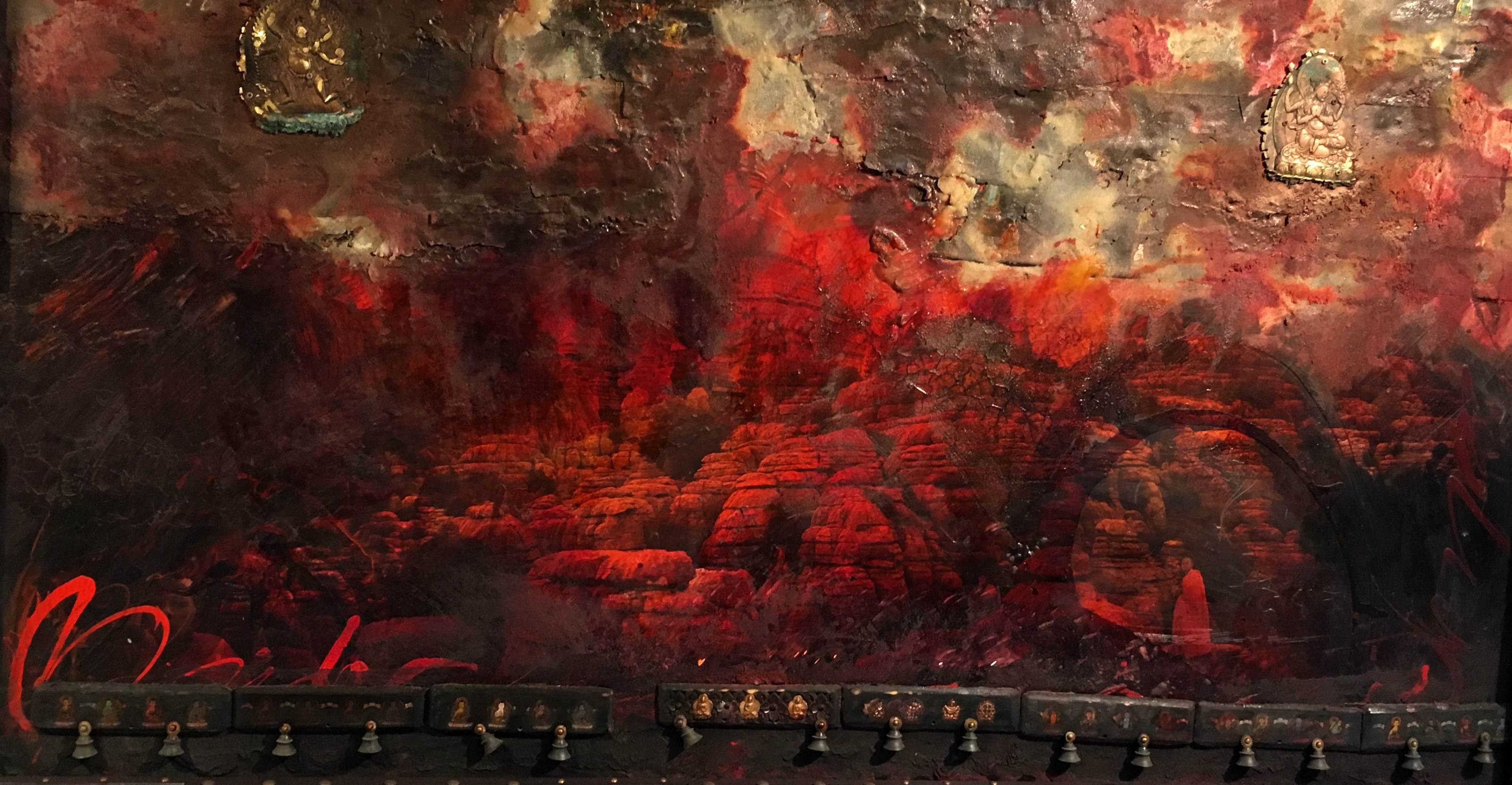 Peinture Chayan khoi 2018 horizonta l120