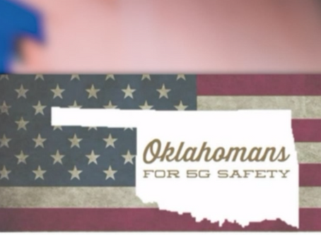 Fast-Growing Oklahoma 5G Awareness Group Fights 5G Towers
