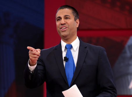 FCC Chairman, Ajit Pai, Defies the Pentagon, DoT, NOAA, and Energy Department