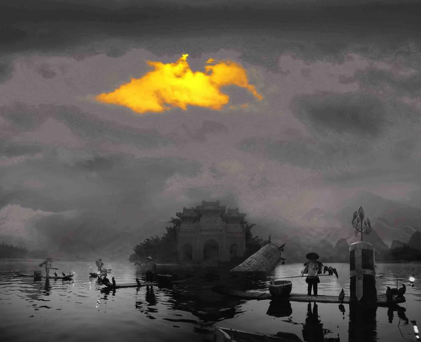 Chayan Khoi photographe lac