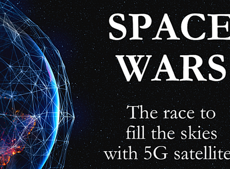 5G Space Wars Event: August 13th at 7pm EST
