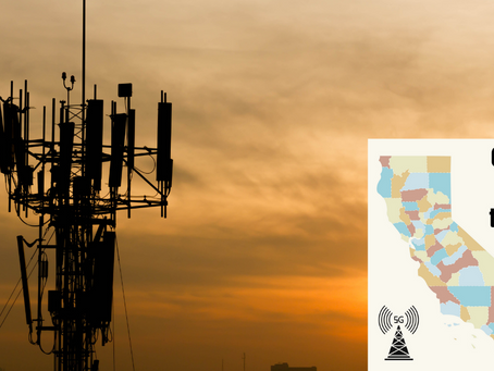 California - today is the 5G vote! Call-in to the hearing @ 1:30pm to log your opposition to SB-556.