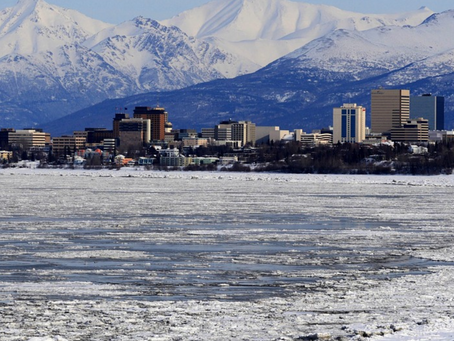 5G Hits Anchorage, Alaska