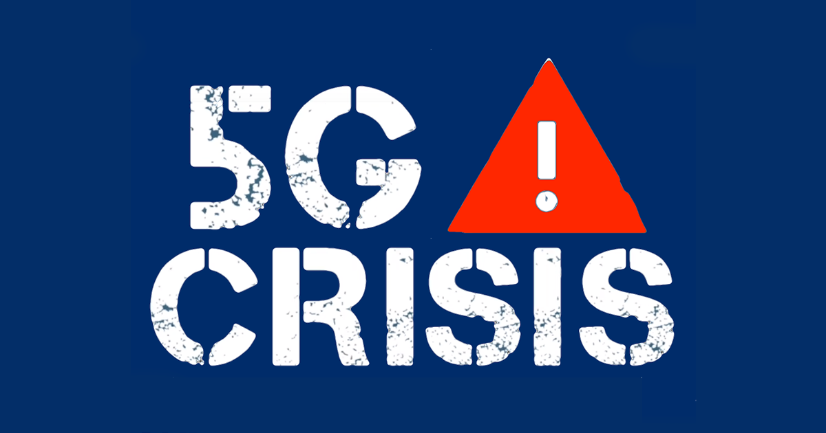 COMMENTING TO THE FCC | 5G Crisis