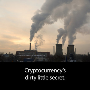 Cryptocurrency's Dirty Little Secret with Tony Ingraffea
