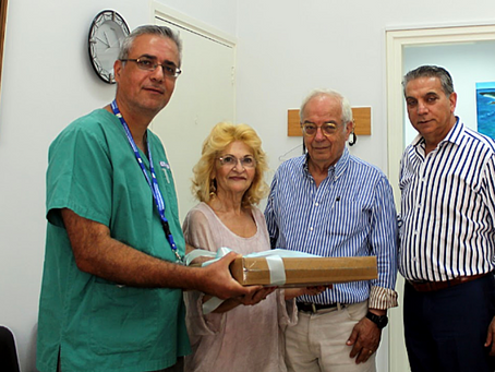 Hospital in Cyprus Eliminates Wireless Routers In Pediatric Units to Reduce Radiation Exposures