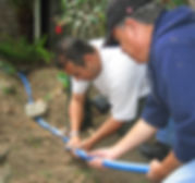Greywater system installtion - greywateraction.org