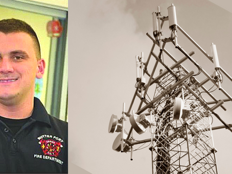 Feb. 2014: West Virginia Cell Tower Collapse Kills Three, Including Volunteer Firefighter