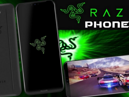 Razer Phone 2 Recalled; Violates French Radiation Emissions Limit by Nearly 200%