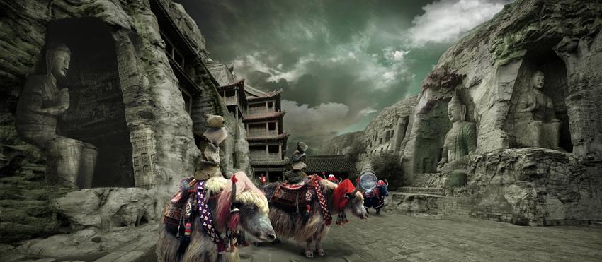 Chayan Khoi, cyberealism photography