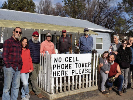 'We're Being Railroaded' - Colorado Residents Mount Major Fight Against AT&T Cell Tower