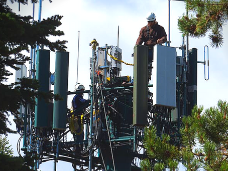 Former Cell Tower Worker Now On Permanent Disability After Radiation Exposures