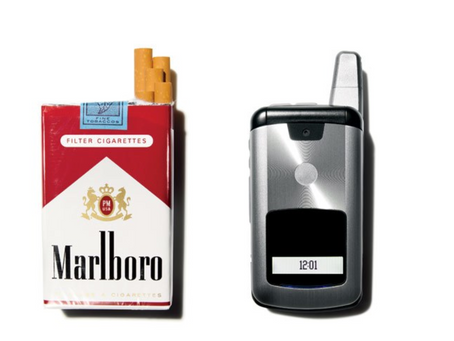 Two Peas in a Pod: The Tobacco Industry and the Wireless Industry