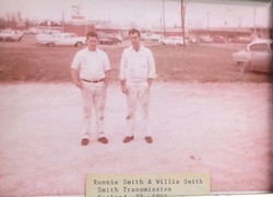 Ronnie and Billy Smith