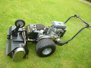 Groundcare Machinery Sale | Downham Market | Barry L Hawkins