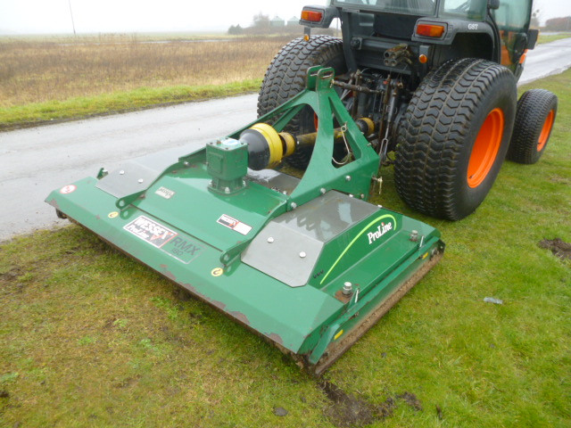 wessex roller mowers