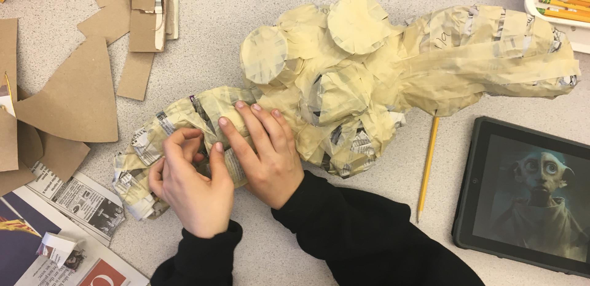 Mask Making Unit
