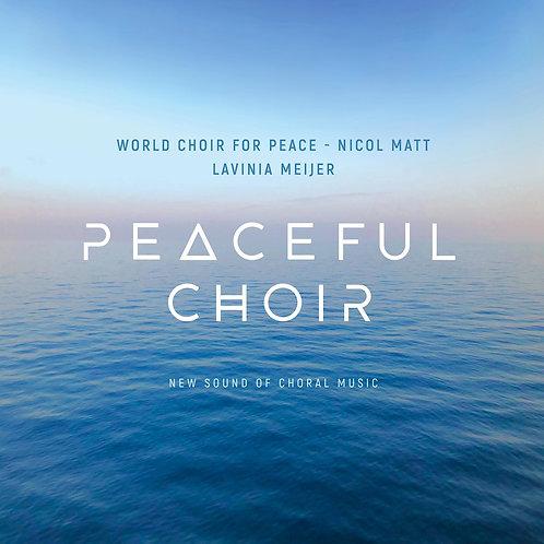 """CD """"Peaceful Choir"""""""