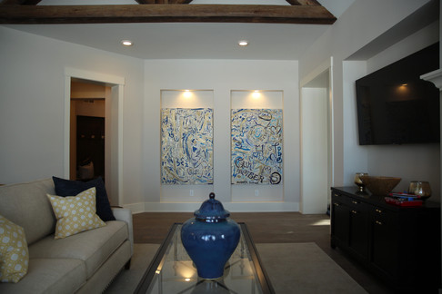 Parade of Homes  Custom Installation  Sold