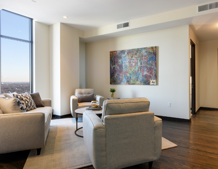 Hotel Ivy penthouse. Minneapolis, MN.  Work is still available.  Please inquire for pricing.