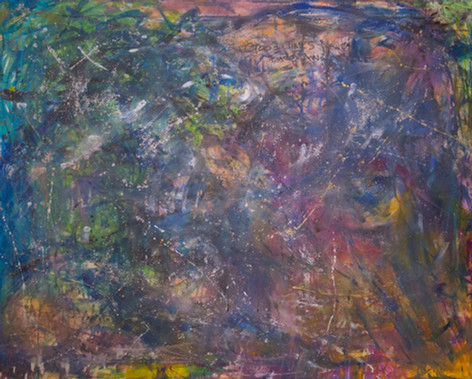 Title:  Good Times Never Fade Away By: Justin Hammer Dimensions: 48 x 60 inches  Please inquire for pricing.