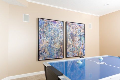 Client Home Installation  Sold