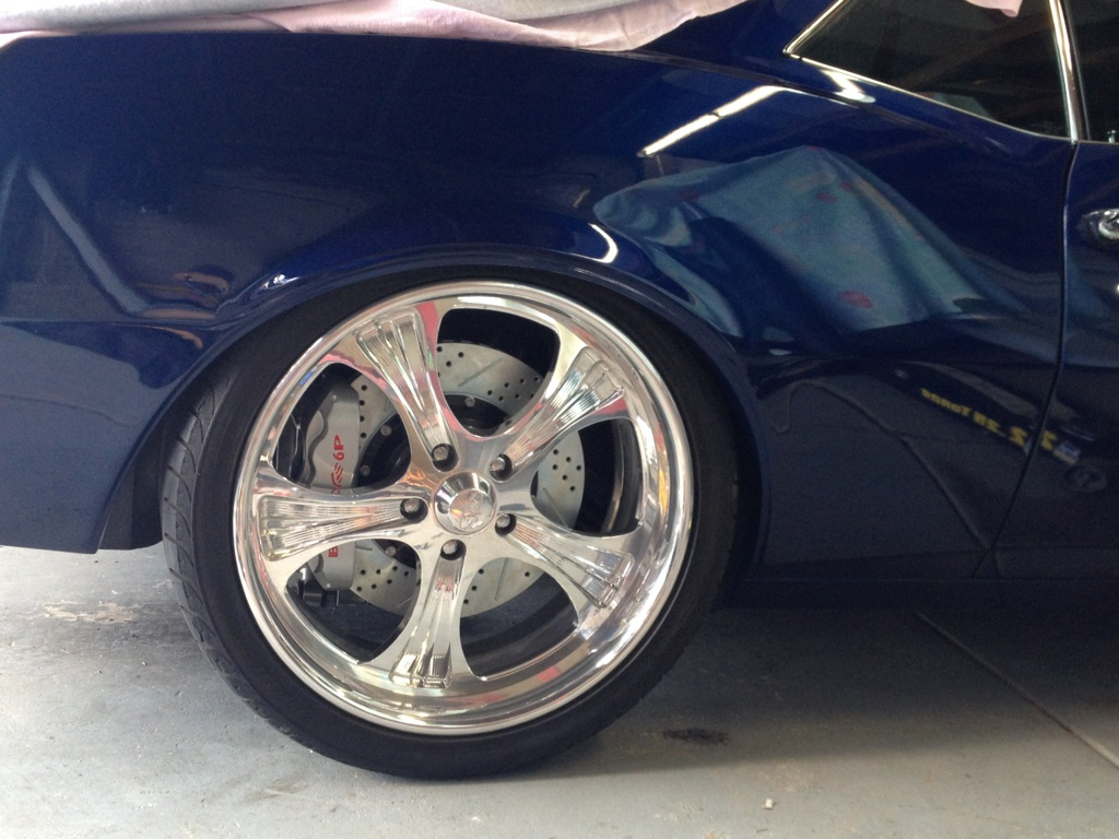 Silver Pro14_20 Inch Wheels