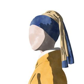 La Laitière - Johannes Vermeer