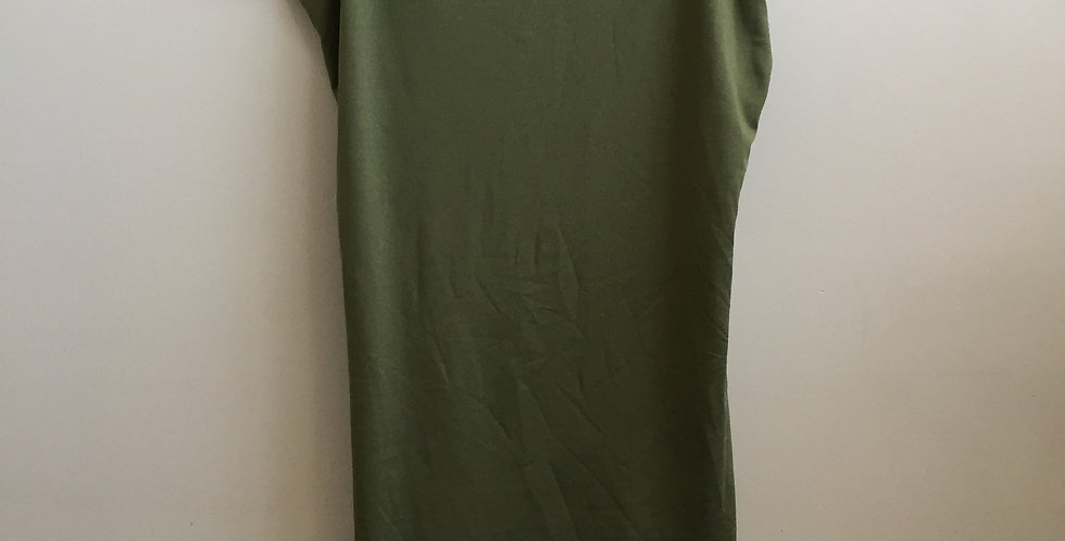 Cotton on Camo green dress