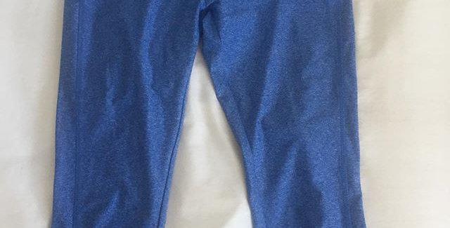 Maxed blue gym tights