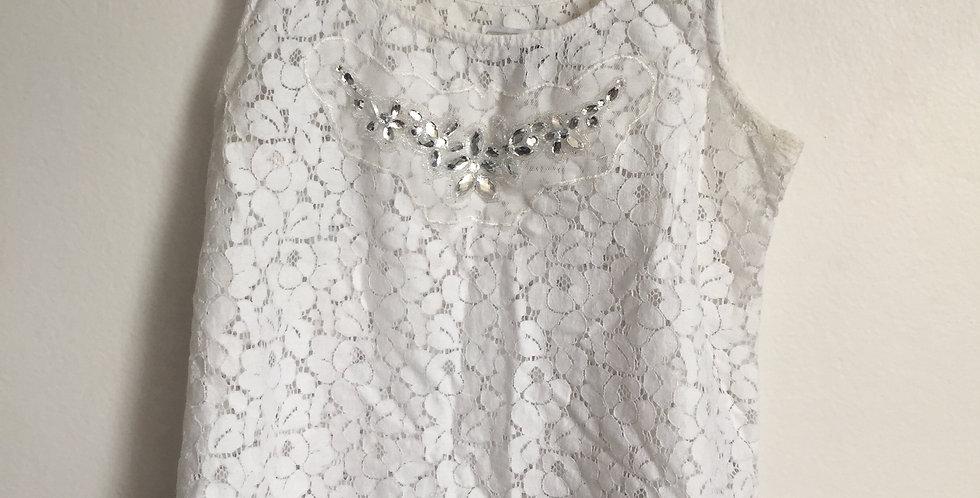 Cherokee white shirt