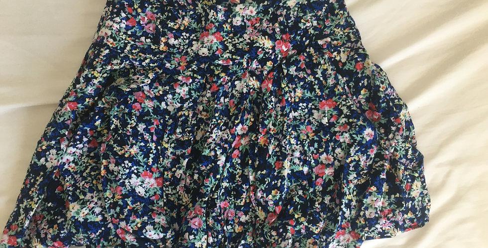 instinct floral flowy pants