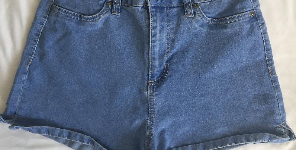Factorie blue shorts