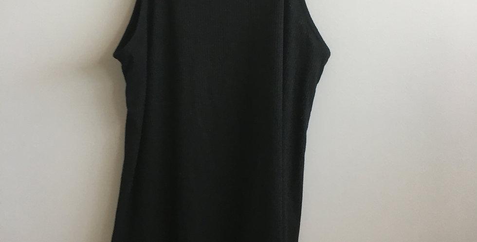 cotton on black casual dress