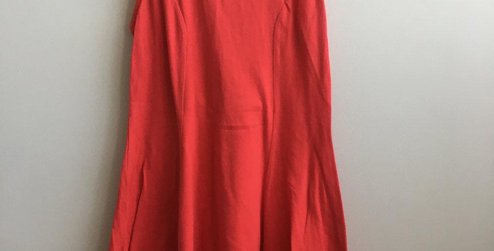 mrp red dress