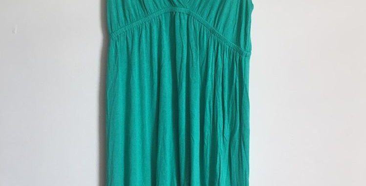 Woolworths turquoise dress
