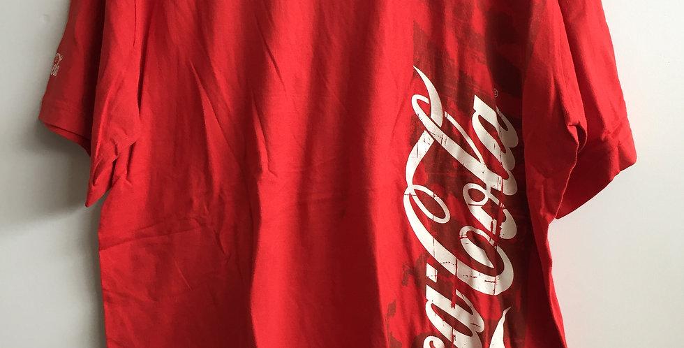 Adler Coca-Cola shirt
