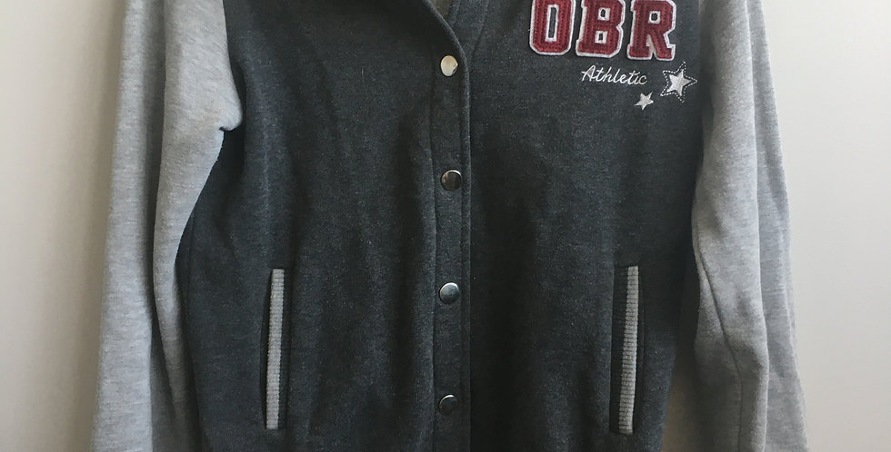 outback red denim grey/maroon jersey