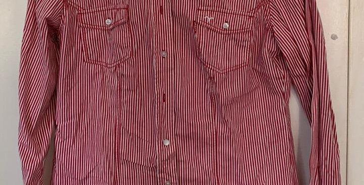 Levi red top