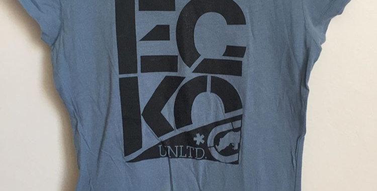ECKO blue top